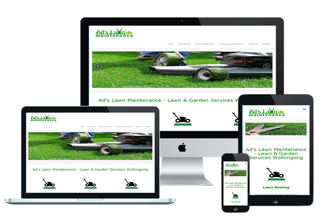 Ads Lawn Maintenance